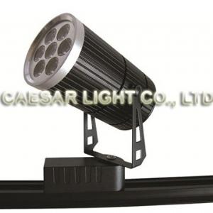 7X1W LED Track Light 01