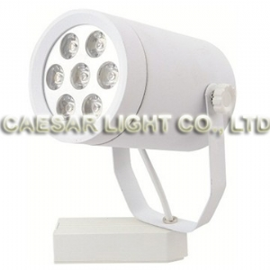 7X1W LED Track Light 02