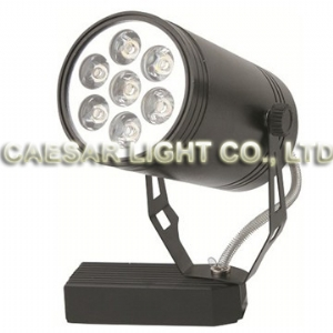 7X1W LED Track Light 04