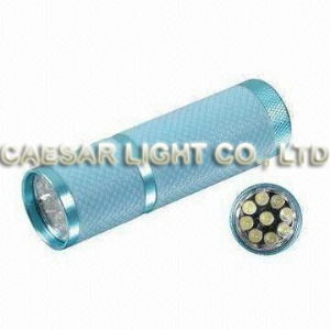 9 LED Flashlight