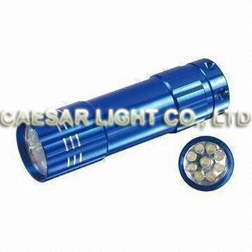 9 LED Flashlight