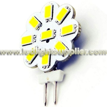 Side Pin 9pcs 5630 SMD LED G4