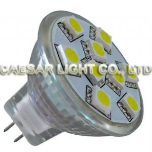 9pcs 5050 SMD LED MR11