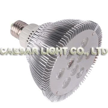 9X1W LED Grow Spot light