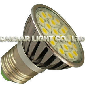 Aluminum 20pcs LED E27