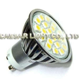 Aluminum 20 LED GU10