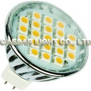 Aluminum 21 LED MR16