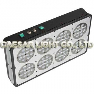 Apollo 8 LED Aquarium Light 96pcs*3W