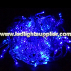 Blue LED String Light