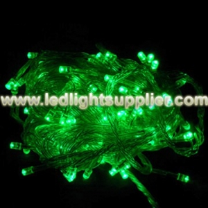 Green LED String Light