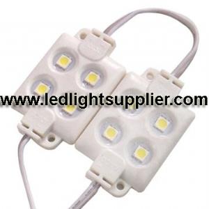 Injection 4 SMD 5050 LED Module