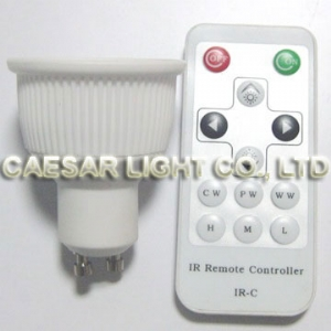 CCT Adjustable 3W LED GU10
