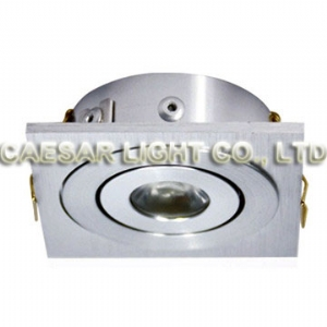 Square Recessed LED Down light 201