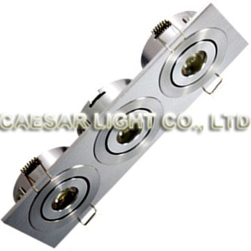 Square Recessed LED Downlight 203