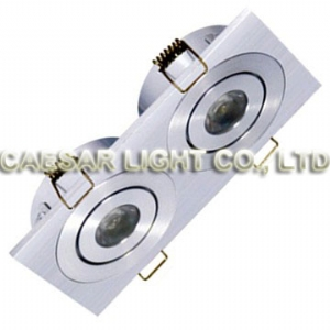 Square Recessed LED Down light 202