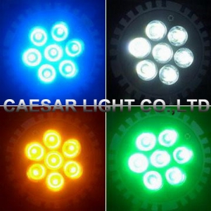 LED Spot light PAR30 7X1W