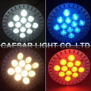 LED Spot light PAR38 12X1W