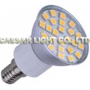 Aluminum 24 LED E14 JDR