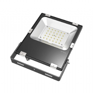 Slim LED Flood Light 30W