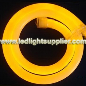 Orange LED Neon Light