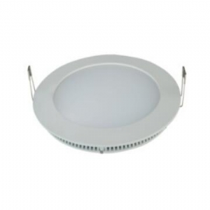 Round Recessed LED Panel Light 12W