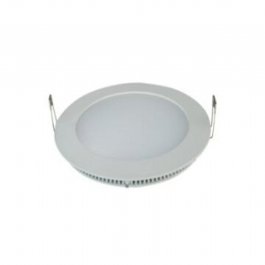 Round Recessed LED Panel Light 6W