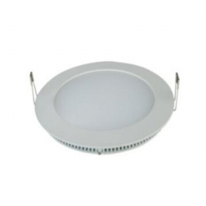 Round Recessed LED Panel Light 9W