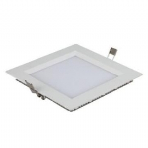 Square Recessed LED Panel Light 9W