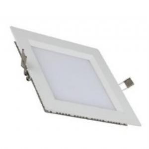Square Recessed LED Panel Light 15W