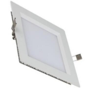 Square Recessed LED Panel Light 24W