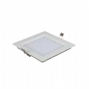 Square Recessed LED Panel Light 3W