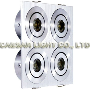 Square Recessed LED Down light 204