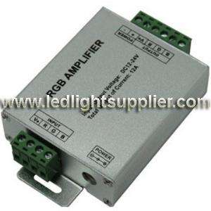 RGB LED Amplifier