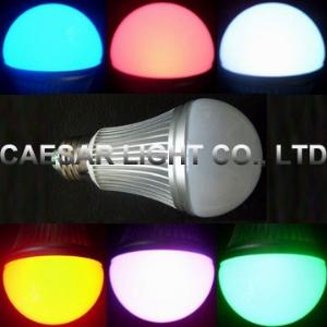 RGB LED Bulb A60