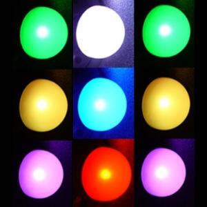 RGB LED Bulb A50