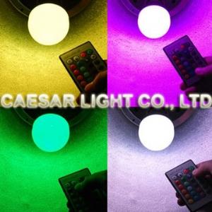 RGB LED Bulb G60