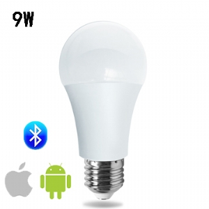 Bluetooth Smart Bulb 9 Watt