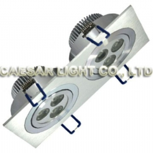Square Recessed LED Down light 302