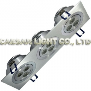 Square Recessed LED Down light 303