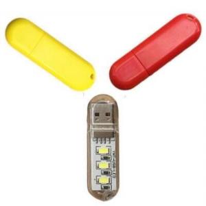 3 LED USB Mini Light