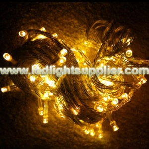 Yellow LED String Light